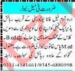 Home Tutor Job 2020 in Peshawar KPK