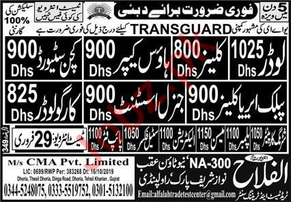 House Keeper & Kitchen Steward Jobs 2020 in Dubai