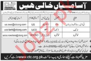 CHIP Training & Consulting KPK Jobs 2020
