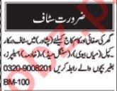 House Staff Jobs 2020 in Peshawar KPK