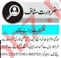 Aya & LHV Jobs 2020 in Peshawar