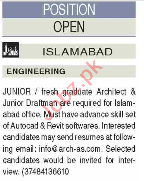 Dawn Sunday Islamabad Classified Ads 29th March 2020