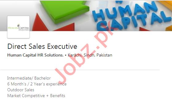 Human Capital HR Solutions Karachi Jobs 2020