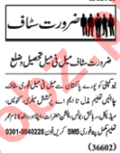 Data Entry Operator & Driver Jobs 2020 in Lahore