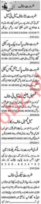 Recovery Officer & Manager Jobs 2020 in Lahore