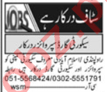 Security Guard & Driver Jobs 2020 in Islamabad