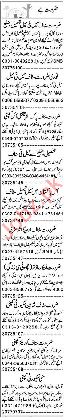 HR Officer & Assistant Manager Jobs 2020 in Multan