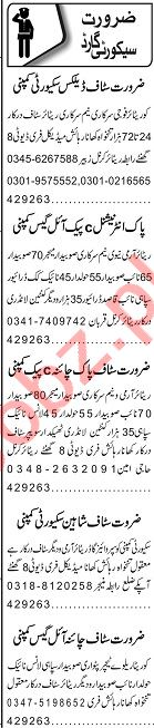 Security Staff Jobs Career Opportunity