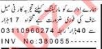 Sales & Marketing Staff Jobs Open in Peshawar 2020