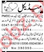Lady Doctor & Midwife Jobs 2020 in Peshawar