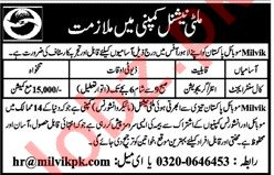 Milvik Mobile Pakistan Jobs 2020 for Call Center Agent