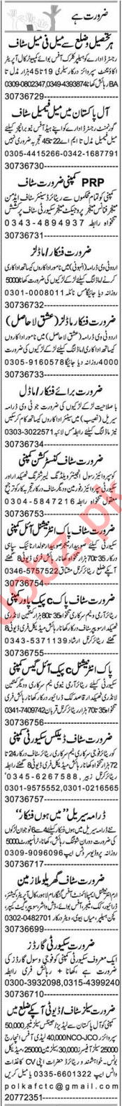 Recovery Officer & Promotion Officer Jobs 2020 in Multan