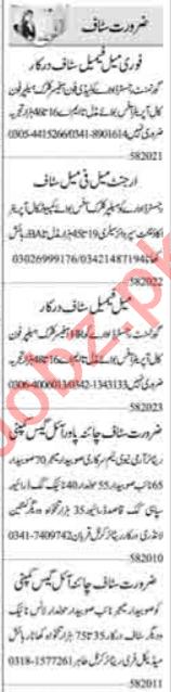 Data Entry Operator & Admin Officer Jobs 2020 in Islamabad