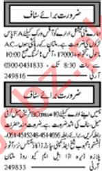 Computer Operator & Call Operator Jobs 2020 in Multan