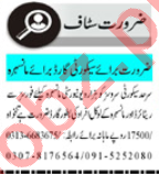Security Supervisor & Security Guard Jobs 2020 in Mansehra