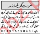 House Staff Jobs 2020 in Abbottabad