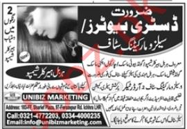 Unibiz Marketing Jobs 2020 for Sales & Marketing Staff