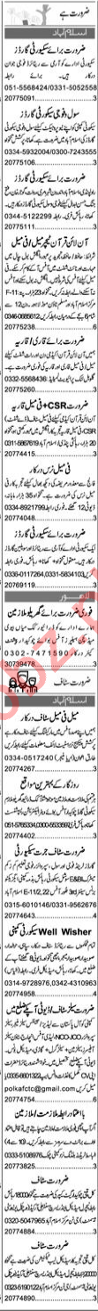 Accountant & Finance Manager Jobs 2020 in Islamabad