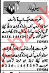 Dunya Sunday Classified Ads 13 Sep 2020 for Beauty Parlor