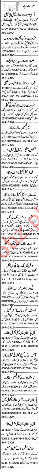 Finance Manager & Accountant Jobs 2020 in Lahore