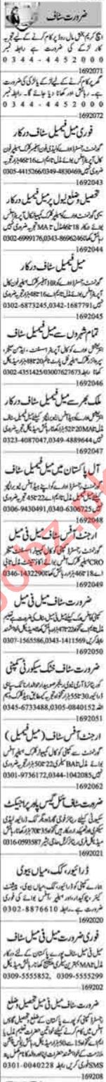 Insurance Agent & Supervisor Jobs 2020 in Lahore