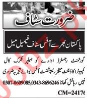 Accounts Manager & Secretary Jobs 2020 in Islamabad