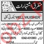 Security Admin & Head Clerk Jobs 2020 in Islamabad