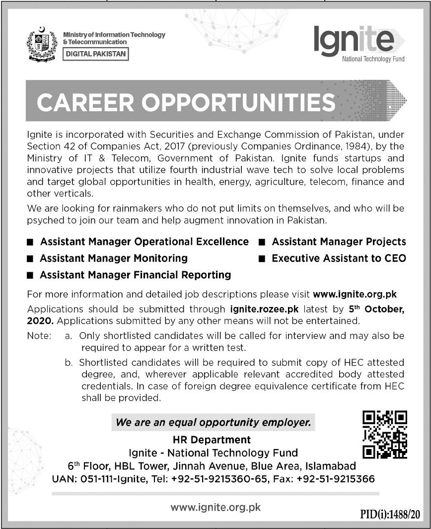 Assistant Managers & Executive Assistant Jobs 2020