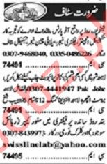 Khabrain Sunday Classified Ads 20 Sept 2020 for Office Staff