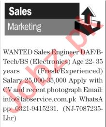 The News Sunday Classified Ads 20 Sept 2020 for Sales Staff