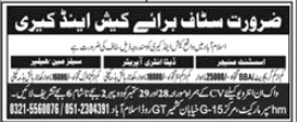 Cash & Carry Mart Jobs 2020 in Islamabad
