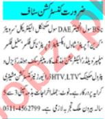 Construction Manager & Civil Engineer Jobs 2020 in Peshawar