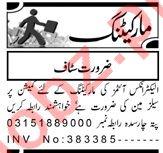 Salesman & Sales Consultant Jobs 2020 in Peshawar