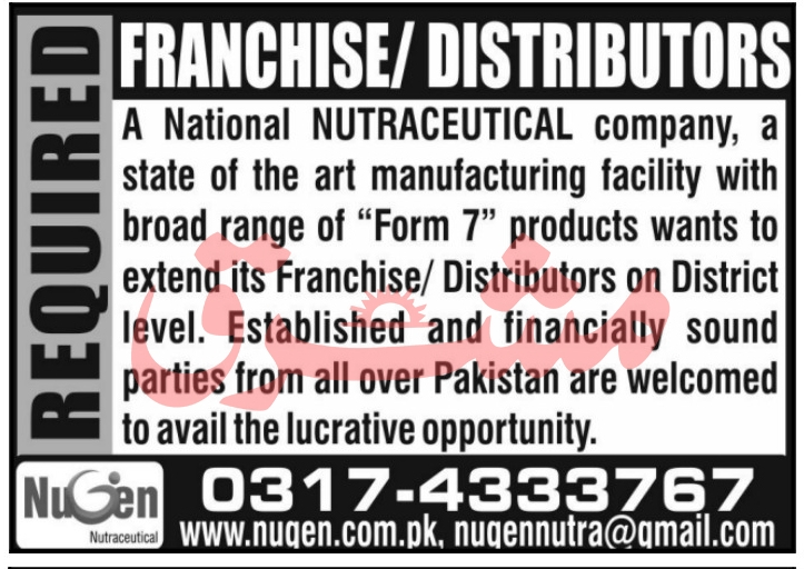 Nutraceutical Company Jobs 2020 For Distributors