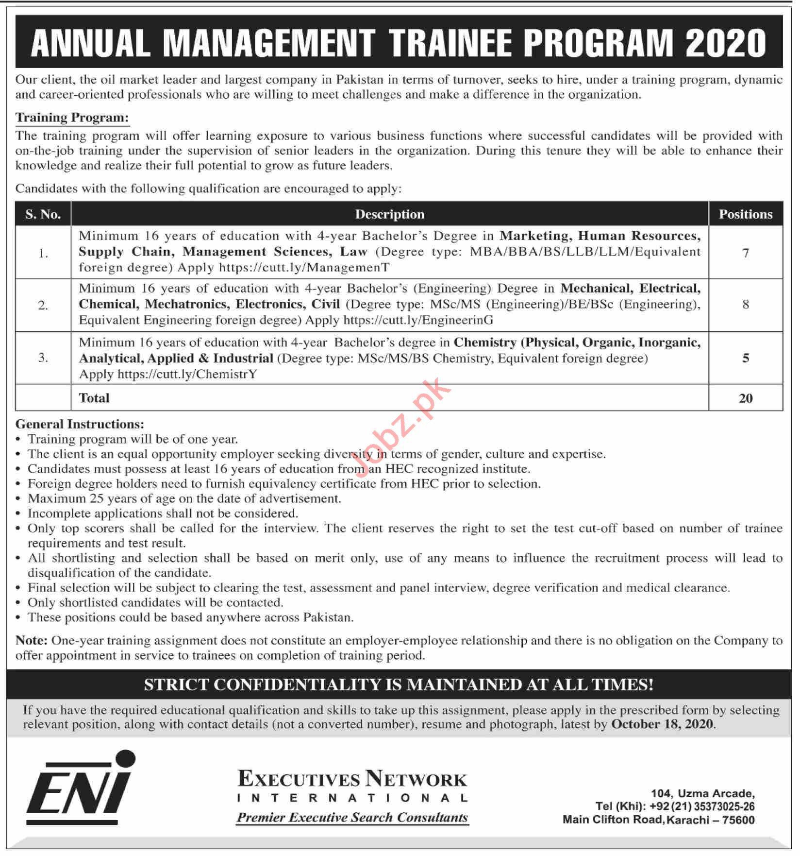 Supply Chain Manager & Engineer Jobs 2020 in Karachi