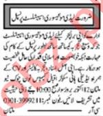 Lady Montessori Specialist & Teacher Jobs 2020 in Multan