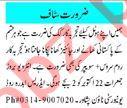 Hotel & Restaurant Staff Jobs 2020 in Peshawar