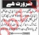 Subject Specialist & Teacher Jobs 2020 in Karachi