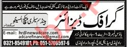 Graphic Designer Jobs 2020 in New Adcare Rawalpindi