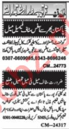 Accountant & Data Entry Operator Jobs 2020 in Islamabad