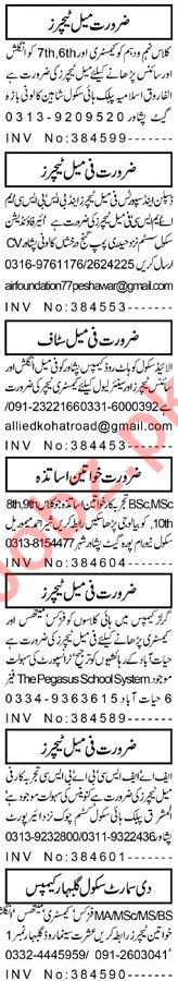 Coordinator & Vice Principal Jobs 2020 in Peshawar