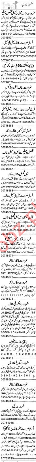 Recovery Officer & Data Entry Operator Jobs 2020