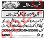 Call Operator & Computer Operator Jobs 2020 in Lahore