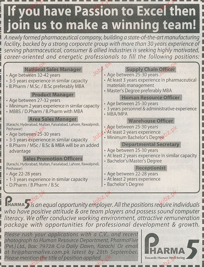 National Sales Manager, Product Manager Job Opportunity