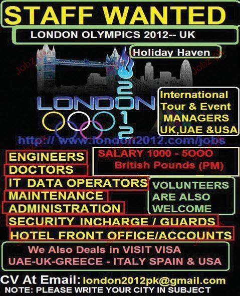Engineers, Doctors, Data Operators Job Opportunity