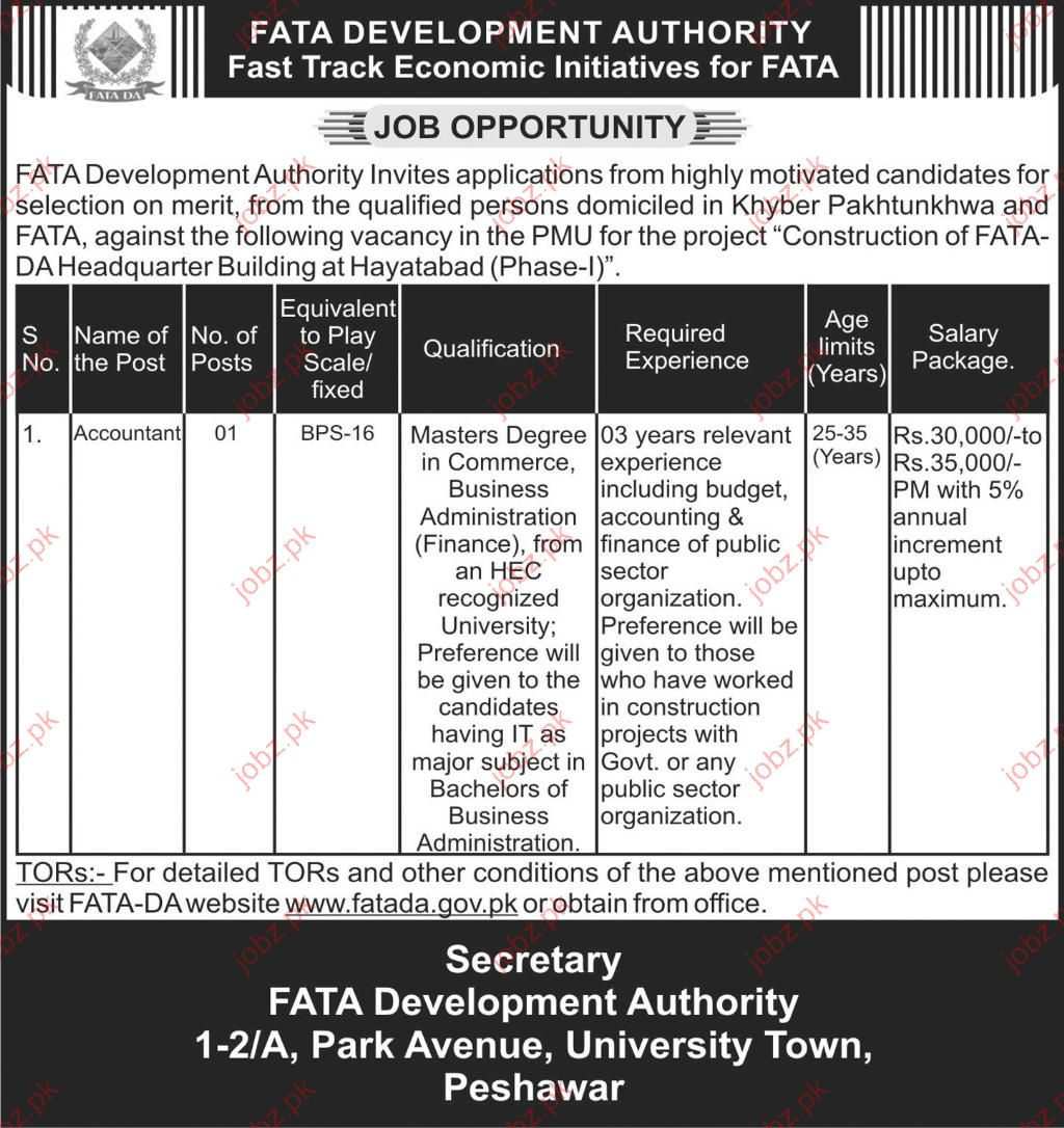 economic development of fata within pakistan Under the proposed reforms package, the people of fata will get basic human and legal rights under pakistan's constitution, along with robust social and economic development aid to help eradicate the decades-long sense of alienation and deprivation among the fata residents.