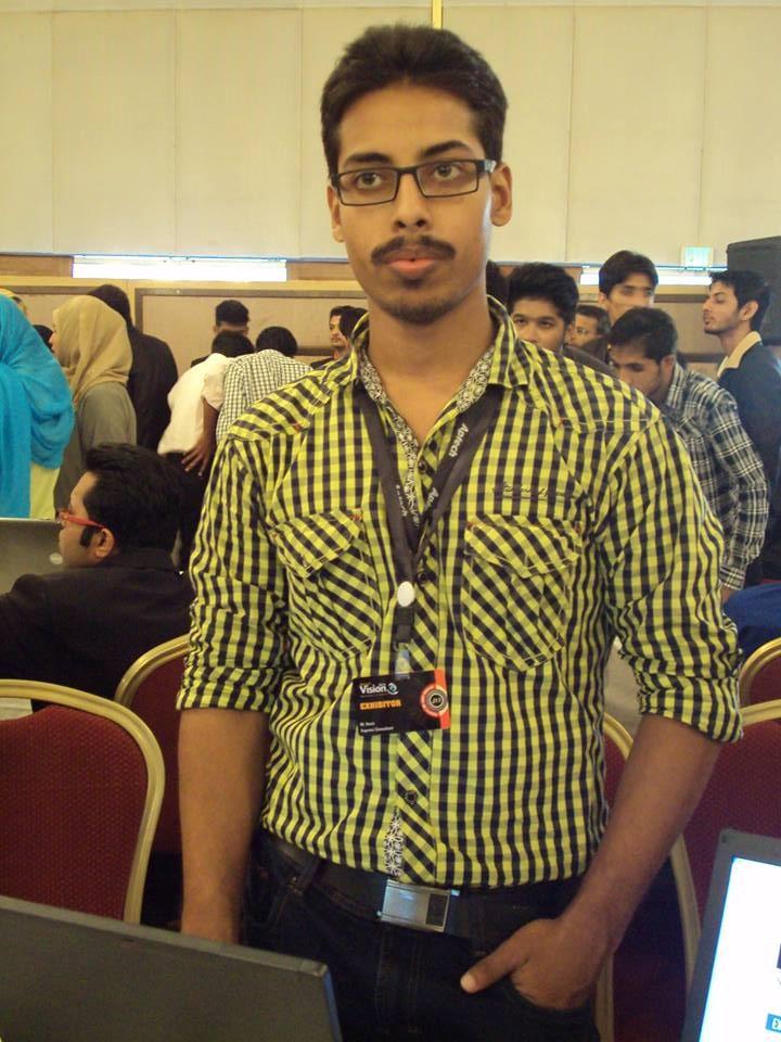 Mohammad Haris Photo Editing, Word, Accounting, Excel, MySQL
