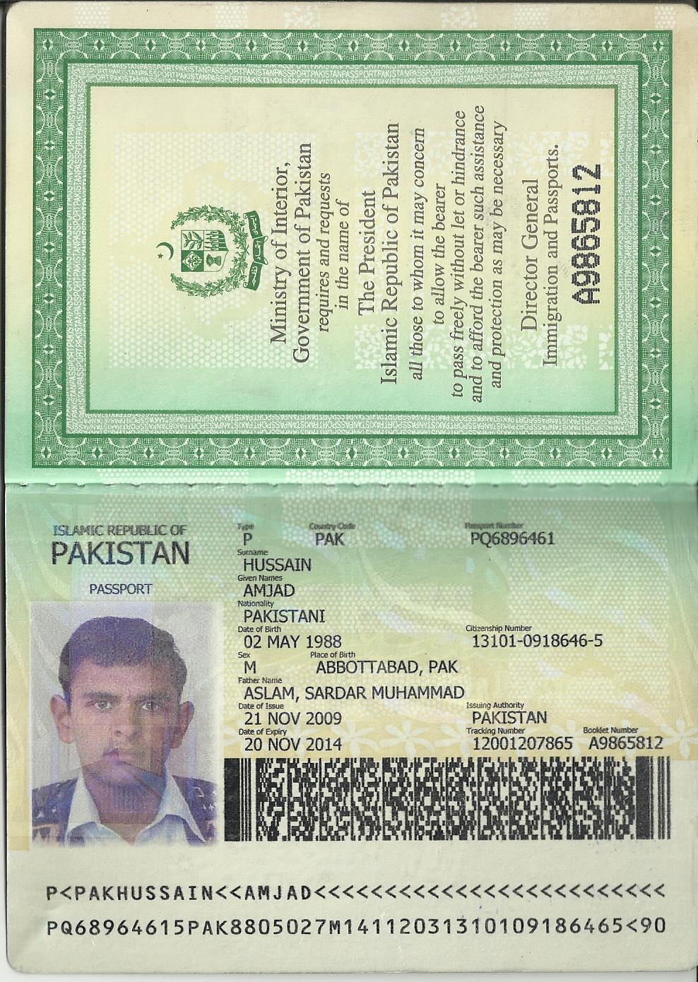 Amjad Hussain Attock Oil Com Attock Petroleum Karachi