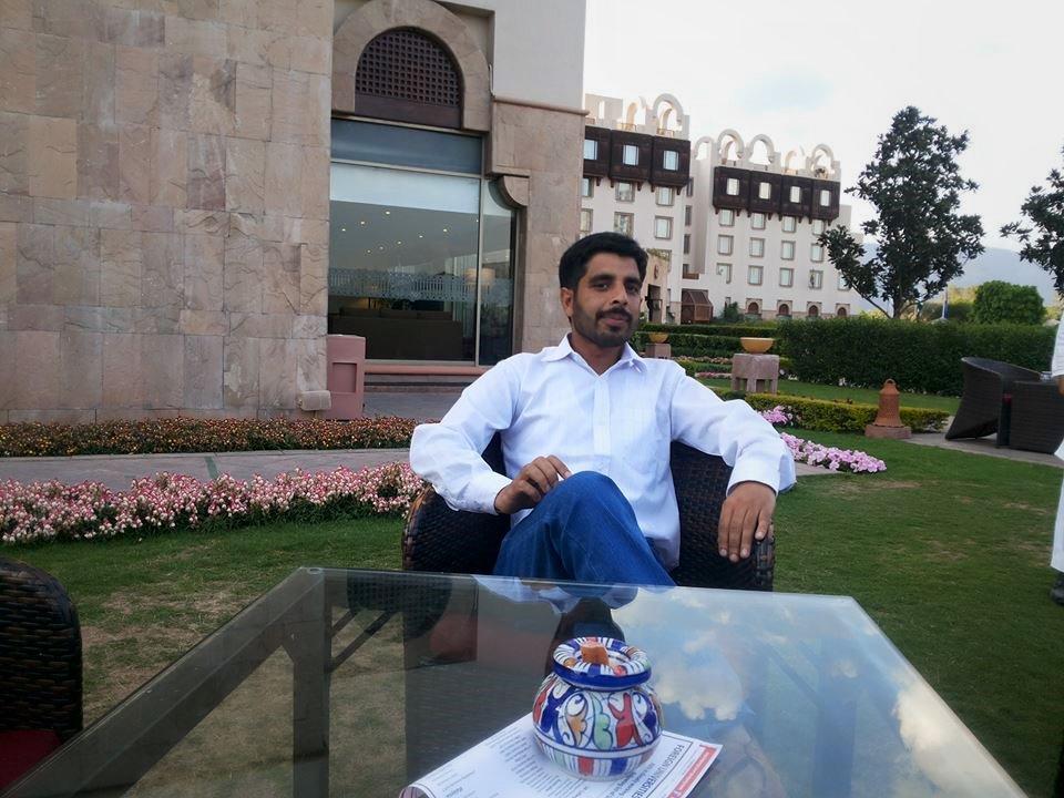 Zahid Bashir English (US)