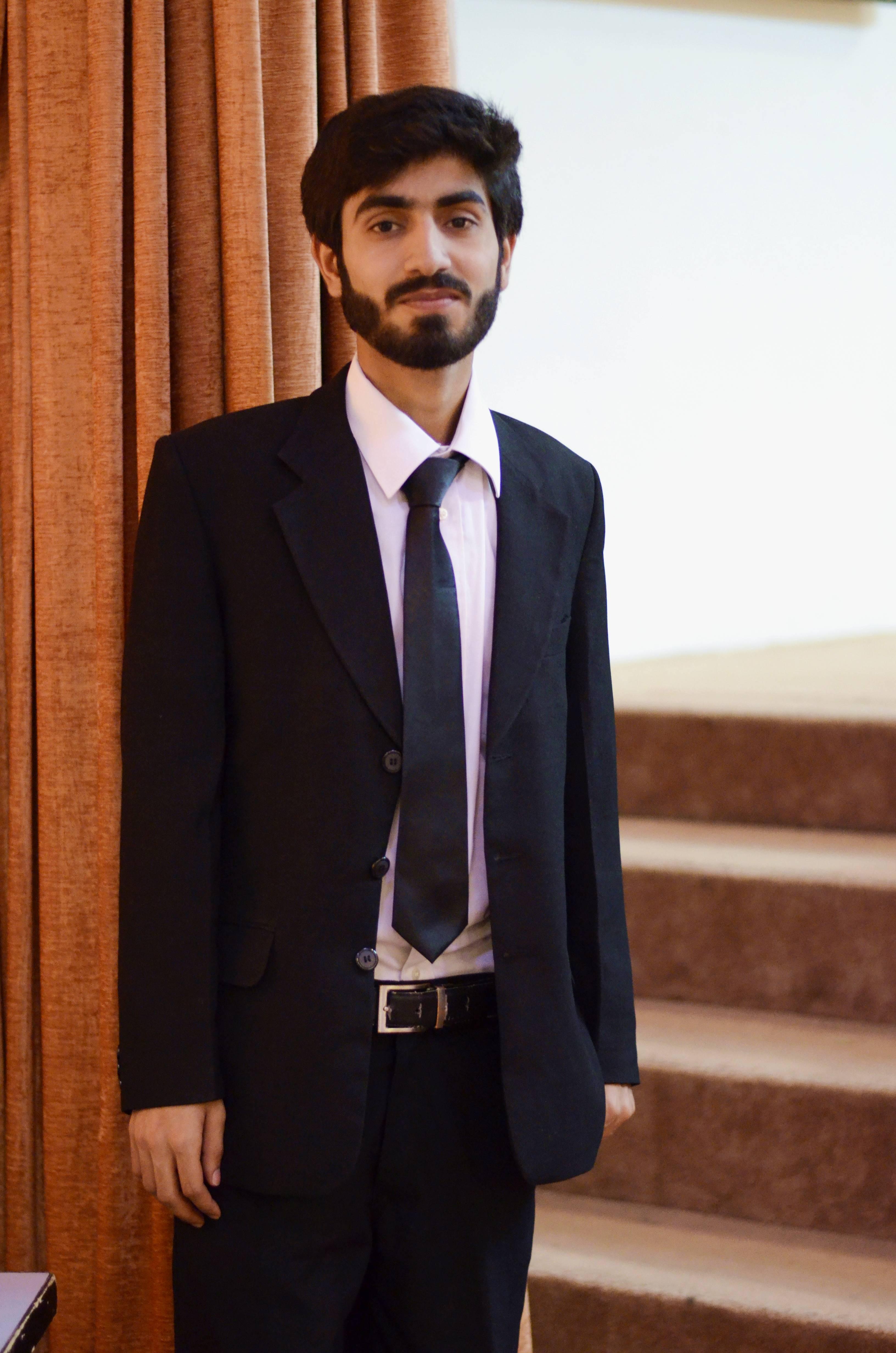 Muhammad Yasir Afridi